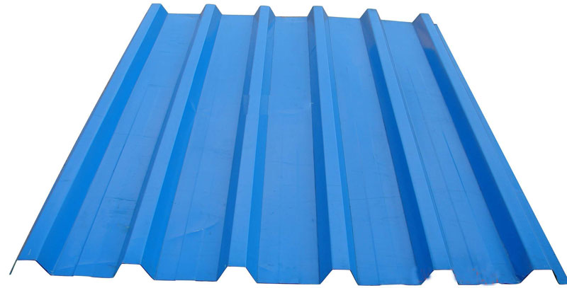 China Corrugated Roofing Steel Sheets