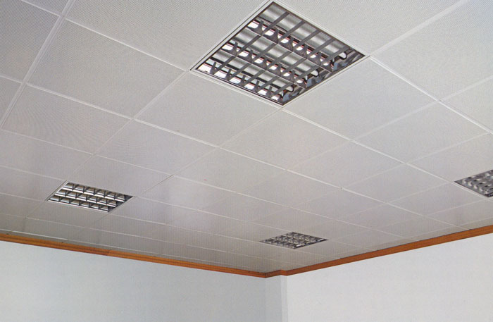 High Quality China Step Square Panels Suspended Ceilings